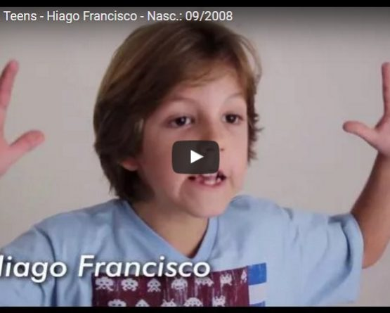 Hiago Francisco - Nasc.: 09/2008