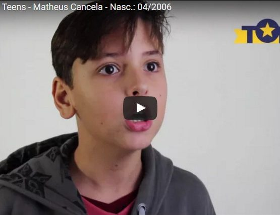 Matheus Cancela - Nasc.: 04/2006